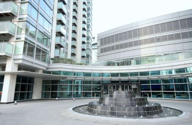 2 Bedrooms Apartment Flat for sale in 1 Pan Peninsula Square