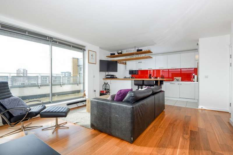 2 Bedrooms Flat for sale in Deals Gateway London SE13