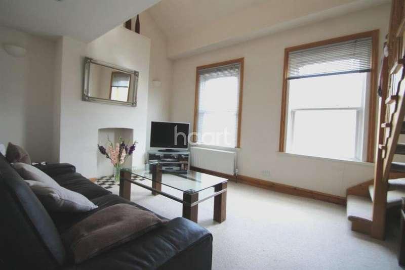 2 Bedrooms Flat for sale in Raleigh Road, Penge, SE20