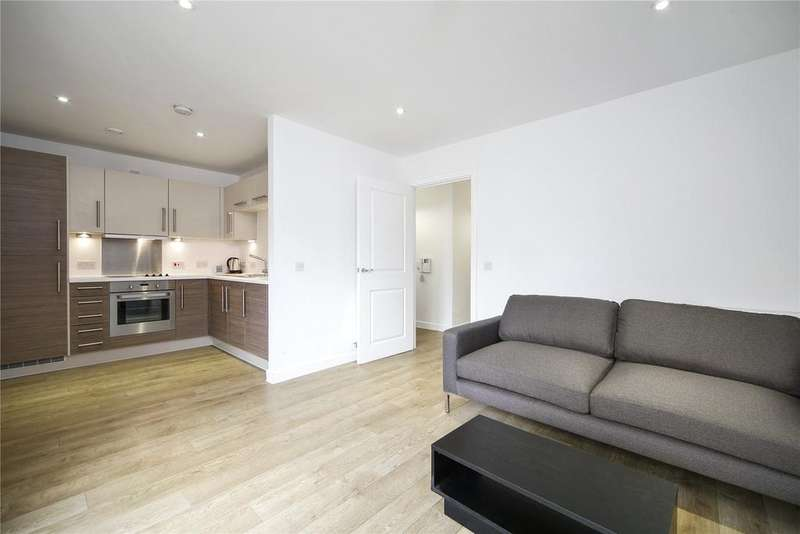 2 Bedrooms Flat for sale in Casson Apartments, 43 Upper North Street, London