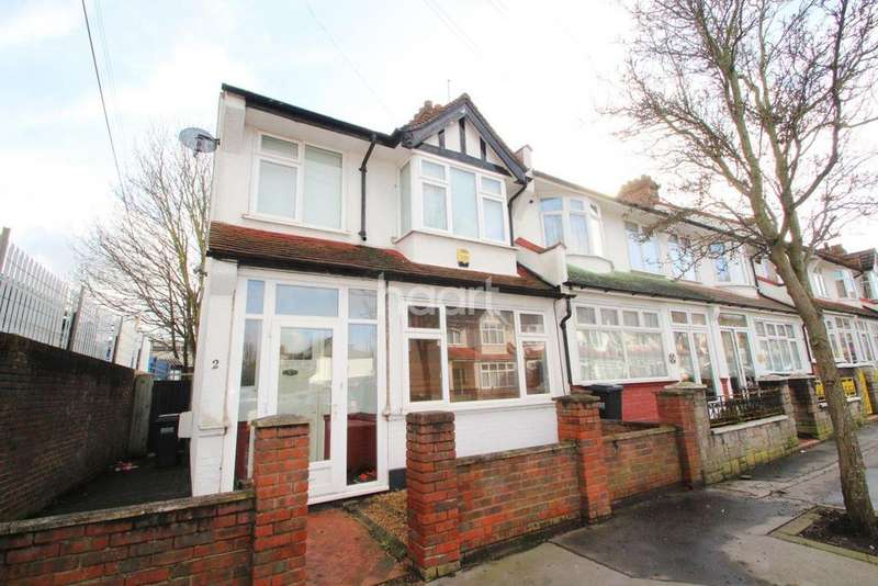 3 Bedrooms End Of Terrace House for sale in Lynwood Gardens