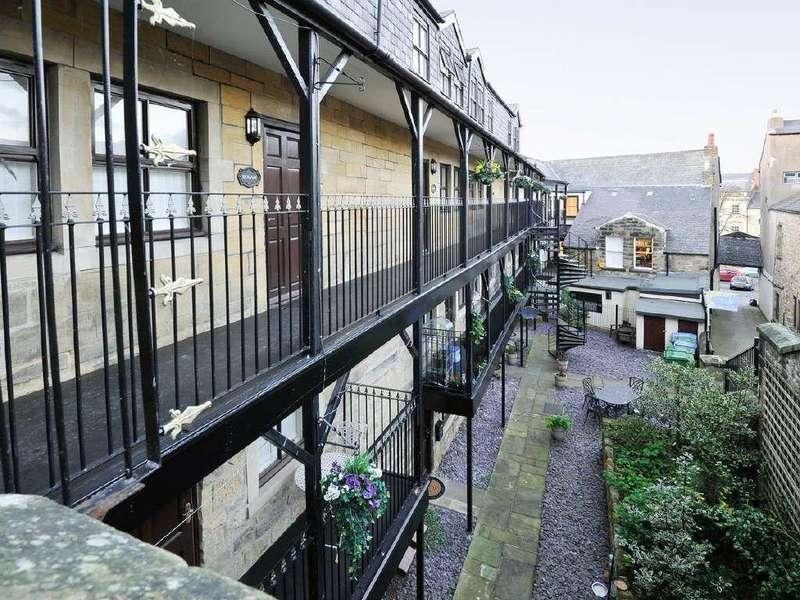 9 Bedrooms Maisonette Flat for sale in The Corn Exchange, Alnwick