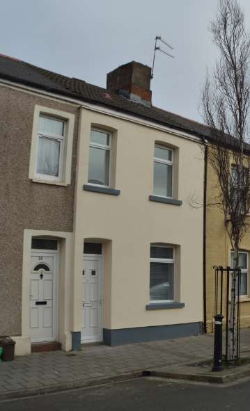 2 Bedrooms Terraced House for sale in Stafford Road Grangetown