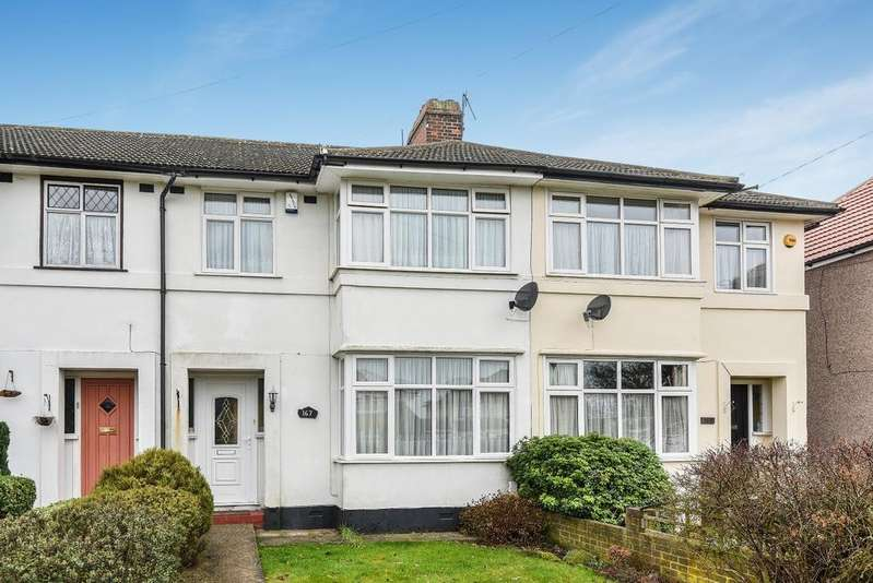 3 Bedrooms Terraced House for sale in Green Lane Chislehurst BR7
