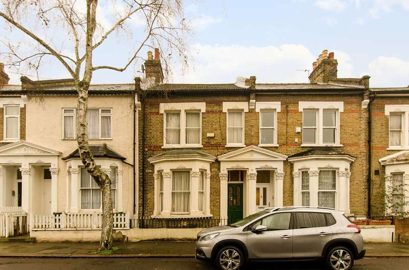 4 Bedrooms House for sale in Andalus Road, Clapham North, SW9