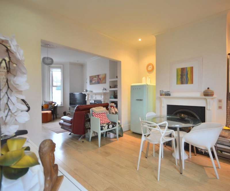 3 Bedrooms Terraced House for sale in St. Fillans Road London SE6