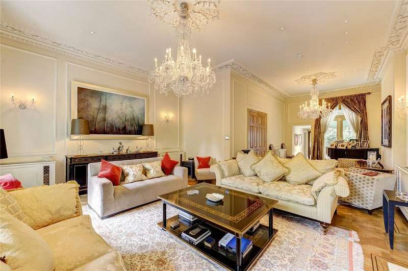 6 Bedrooms House for sale in Cadogan Place, London. SW1X