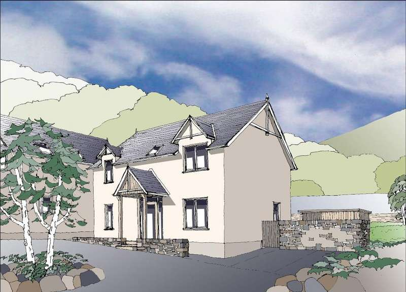 4 Bedrooms Detached House for sale in The Isla, Perth Road, Little Dunkeld, Perthshire, PH8 0AA