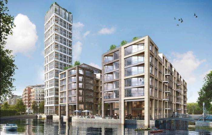 1 Bedroom Flat for sale in Jaeger House