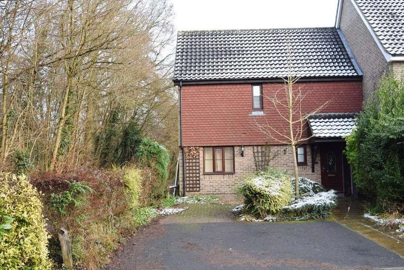 3 Bedrooms Terraced House for sale in Aynsley Gardens, Harlow, Essex, CM17 9PB