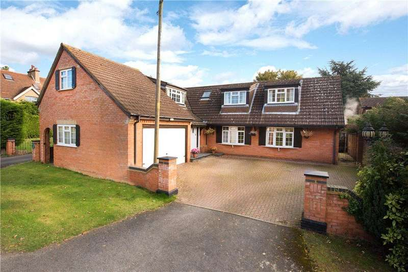 4 Bedrooms Detached House for sale in Green End, Renhold, Bedford, Bedfordshire