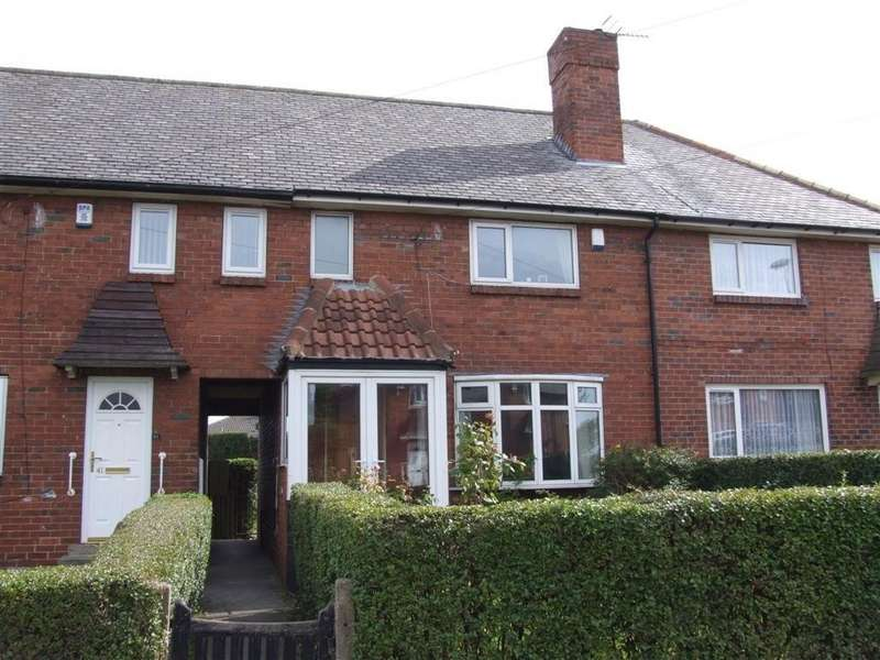 2 Bedrooms Terraced House for sale in Sissons Avenue, Middleton