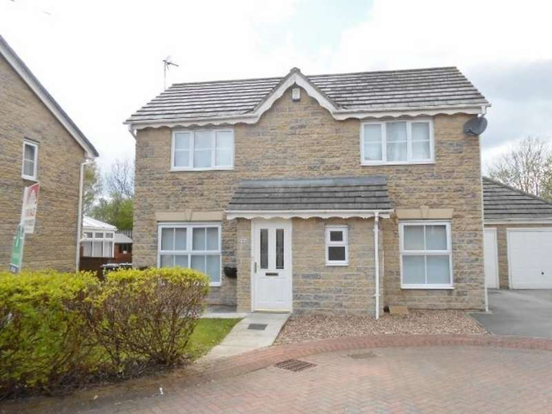 3 Bedrooms Detached House for sale in Finsbury Close, Laughton Common