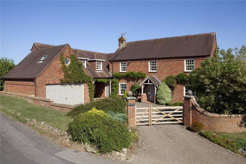5 Bedrooms Detached House for sale in Dux Hill, Plaxtol, Sevenoaks, Kent, TN15