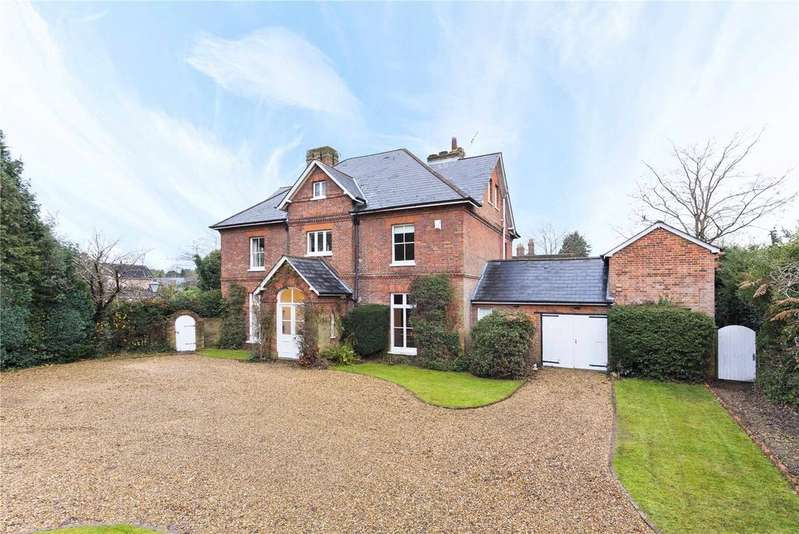8 Bedrooms Detached House for sale in Hanger Hill, Weybridge, Surrey, KT13