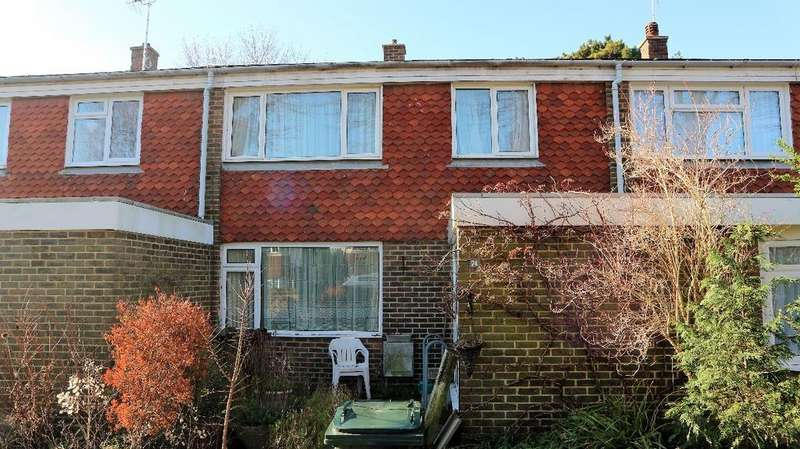 3 Bedrooms Terraced House for sale in Barcombe Walk