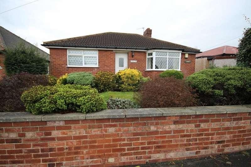 2 Bedrooms Detached Bungalow for sale in Quarry Hill, Oulton, Leeds