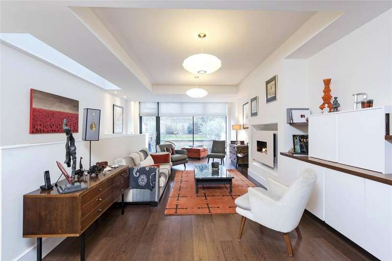 5 Bedrooms Terraced House for sale in Sisters Avenue, London, SW11