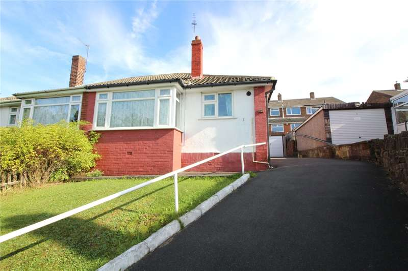 2 Bedrooms Semi Detached Bungalow for sale in Spring Valley View, Bramley, Leeds, LS13