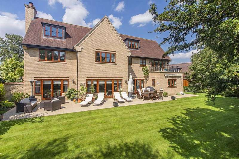 6 Bedrooms Detached House for sale in High Street, Great Shelford, Cambridge, Cambridgeshire, CB22