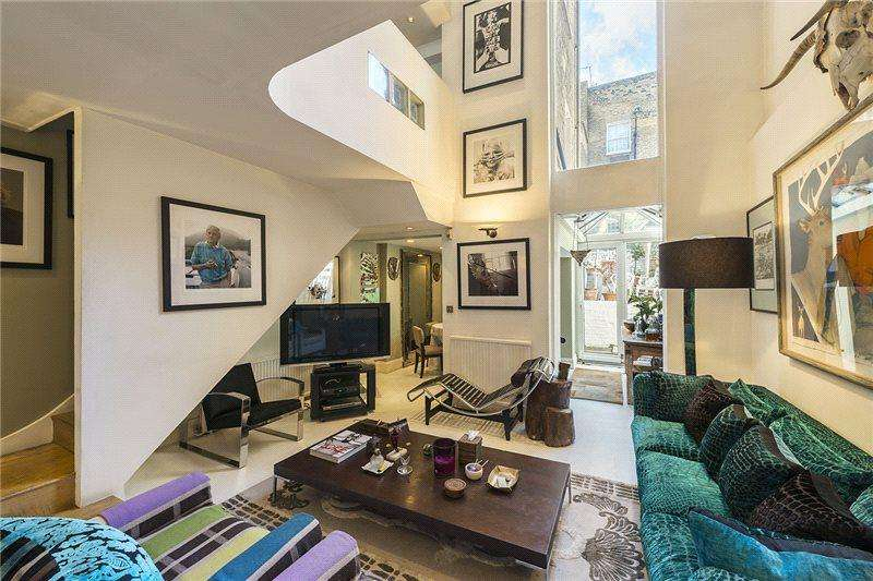 5 Bedrooms Terraced House for sale in Langton Street, Chelsea, London, SW10