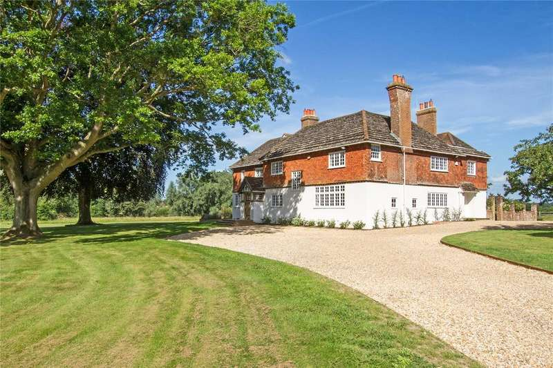 8 Bedrooms Detached House for sale in Gibbons Mill, The Haven, Billingshurst, West Sussex, RH14