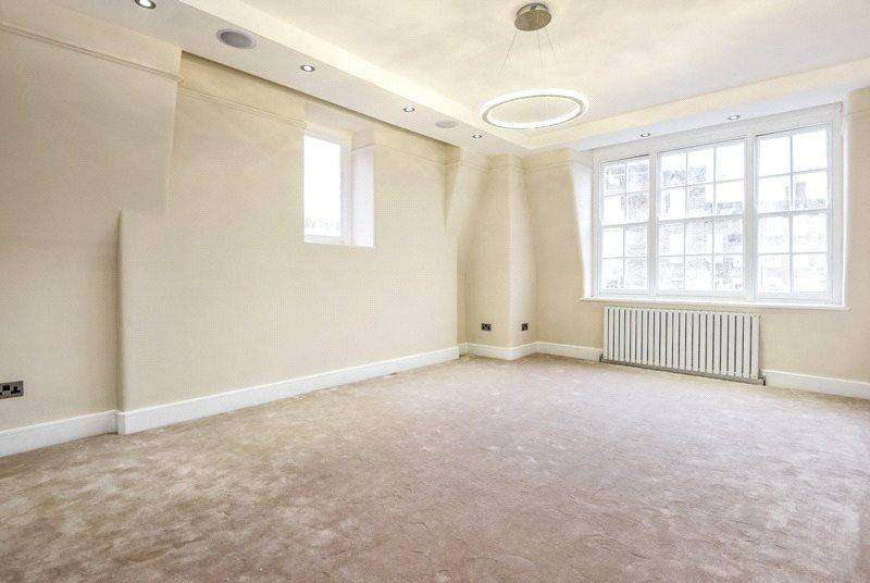 3 Bedrooms Flat for sale in Circus Lodge, Circus Road, London, NW8