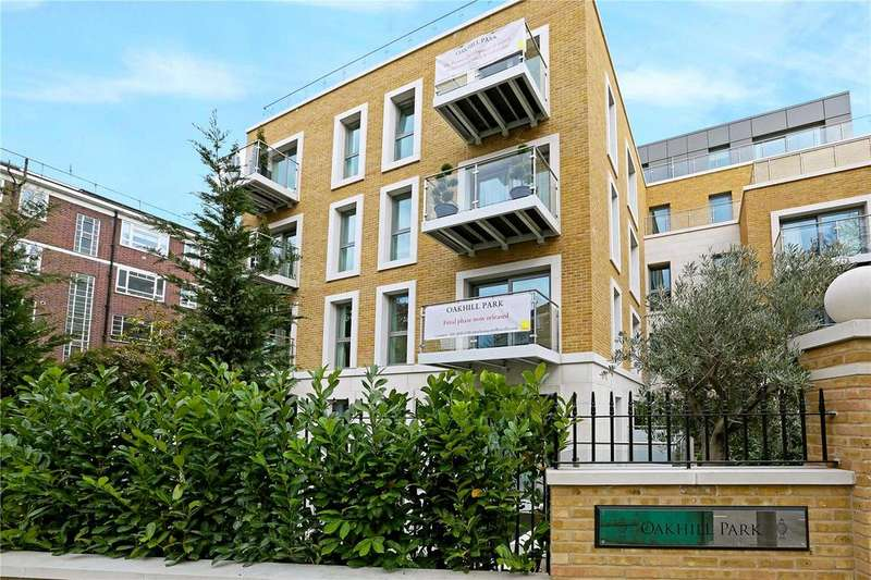 1 Bedroom Flat for sale in Oakhill Road, Putney, London, SW15