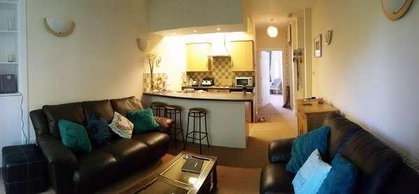 2 Bedrooms Flat for sale in 56 Howard Street, Millport, KA28 0AY