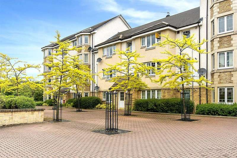 2 Bedrooms Flat for sale in 8 Simpson Square, Perth, PH1