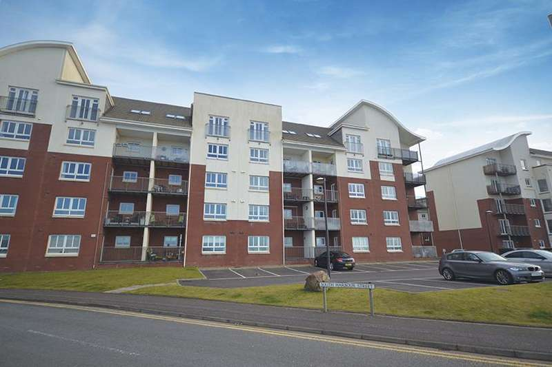 2 Bedrooms Apartment Flat for sale in 2A Glenford Place, Ayr, KA7 1LB