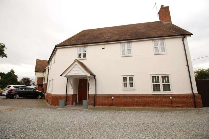5 Bedrooms Link Detached House for sale in The Tythings, Howe Green, Chelmsford, Essex, CM2