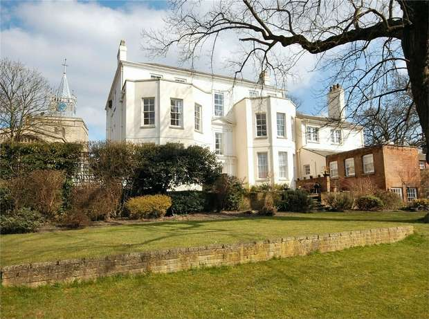 2 Bedrooms Flat for sale in Prebendal House, Parsons Fee, Aylesbury