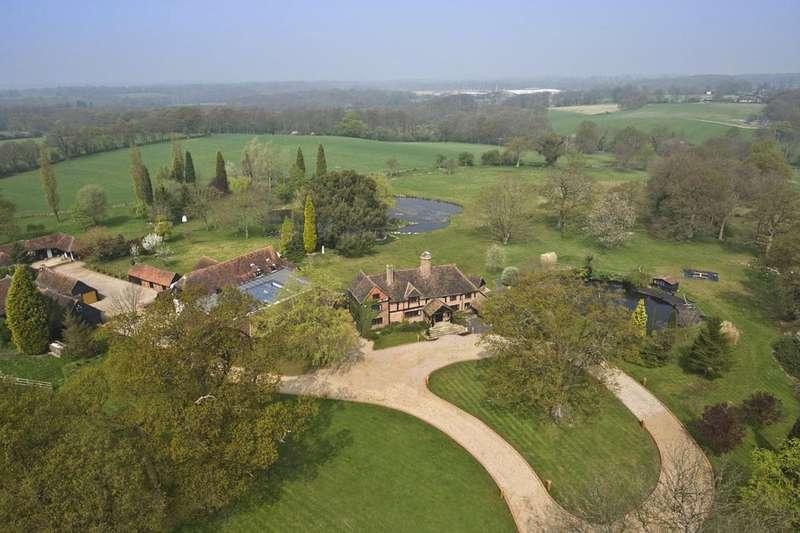 6 Bedrooms Detached House for sale in Horsham Road, Walliswood, Dorking, Surrey, RH5