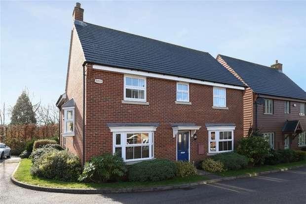 4 Bedrooms Detached House for sale in Butler Drive, Lidlington, Bedford