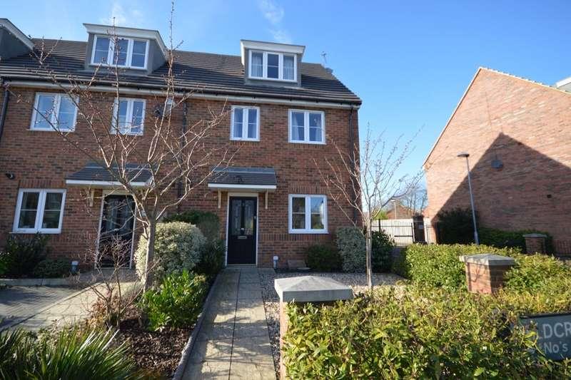 3 Bedrooms Property for sale in Letchmore Road, Stevenage, SG1