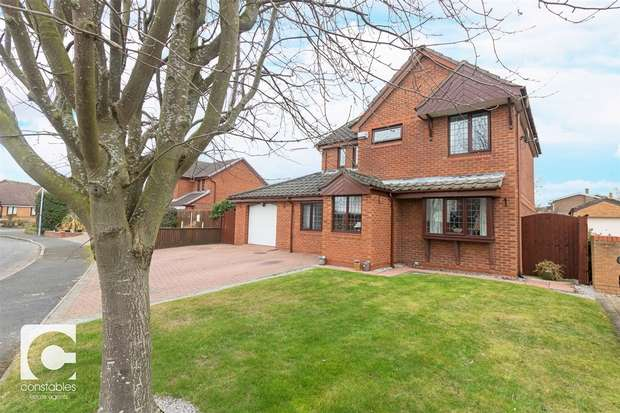5 Bedrooms Detached House for sale in Winstanley Road, Little Neston, Neston, Cheshire
