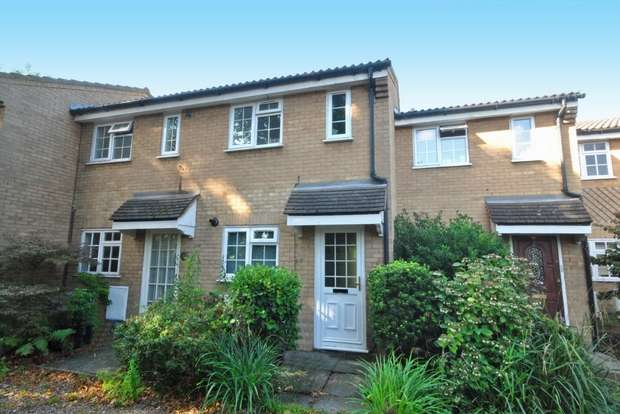1 Bedroom End Of Terrace House for sale in Southfield Gardens, Twickenham
