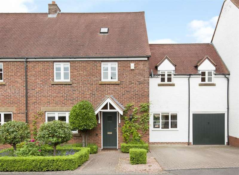 4 Bedrooms Semi Detached House for sale in Cotters Croft, Fenny Compton