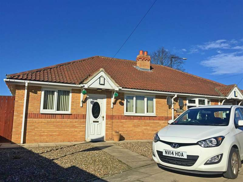 2 Bedrooms Bungalow for sale in Coppice Road, Middlesbrough