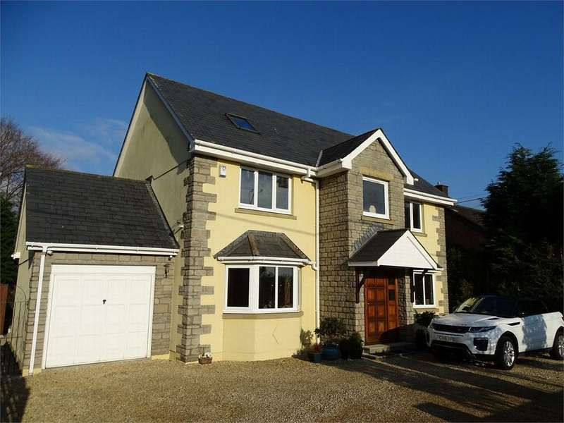 5 Bedrooms Detached House for sale in 171a Sandy Road, Llanelli, Carmarthenshire