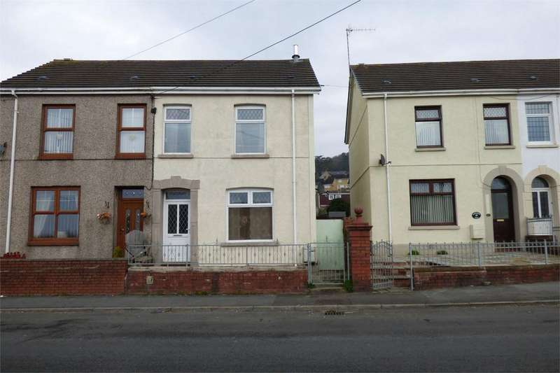 3 Bedrooms Semi Detached House for sale in 121 Pwll Road, Llanelli, Carmarthenshire