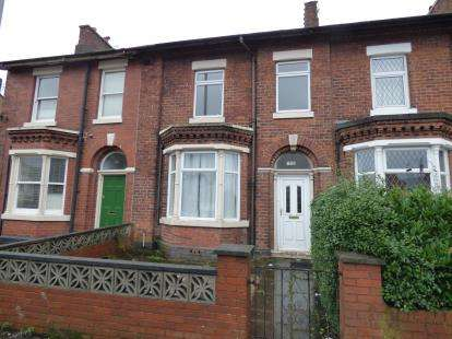 4 Bedrooms Terraced House for sale in Tulketh Brow, Ashton-On-Ribble, Preston, Lancashire, PR2