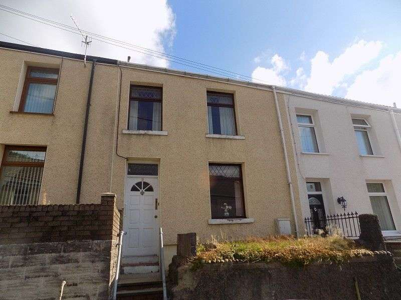 2 Bedrooms Terraced House for sale in Beatrice Street, Blaengwynfi, Port Talbot, Neath Port Talbot. SA13 3TS