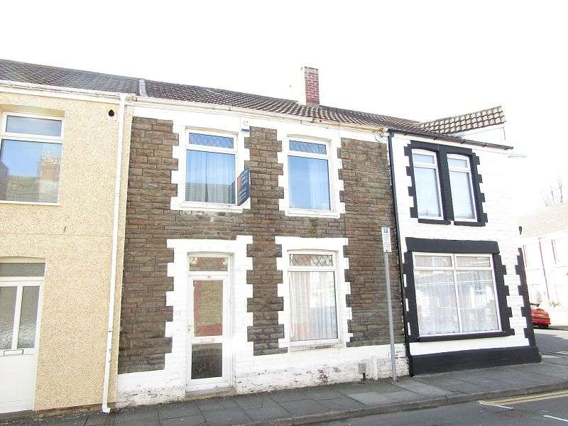 3 Bedrooms Terraced House for sale in Leslie Street, Aberavon, Port Talbot, Neath Port Talbot. SA12 6EW