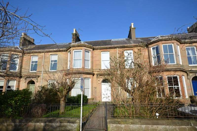 4 Bedrooms Town House for sale in 9 Park Circus, Ayr, KA7 2DJ