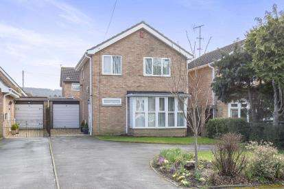 3 Bedrooms Detached House for sale in Wheatway, Abbeydale, Gloucester, Gloucestershire