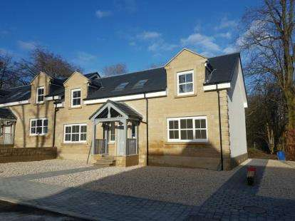 3 Bedrooms Semi Detached House for sale in Fishers Grove, Montgomerie Drive
