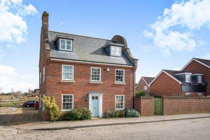 4 Bedrooms Detached House for sale in Mulbarton, Norwich, Norfolk