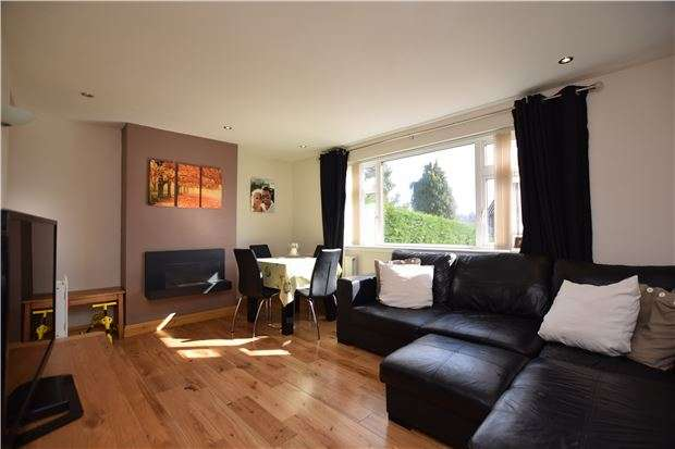 2 Bedrooms Semi Detached House for sale in Mapleleaze, BS4 4PJ